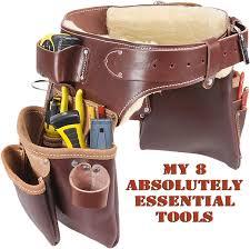 8 essential tools