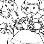 Small Picture pilgrim boy and girl coloring pages Coloring Pages for Free 2015