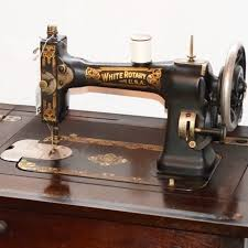 1913 White Rotary Sewing Machine