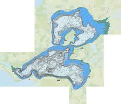 East Battle Fishing Map Us_mn_56013800 Nautical Charts App