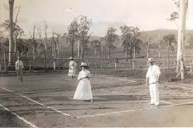 1910s early to mid silverwood factory tennis court pfrunders