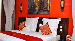 an elegantly furnished room at prideinn paradise mombasa hotel emerald