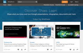 Slede Share How To Create Upload And Market A Slideshare Presentation