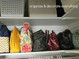 organized handbags 2 1