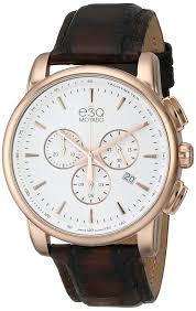 shop to buy esq movado men s 07301468 capital analog display swiss gold watches for men esq movado