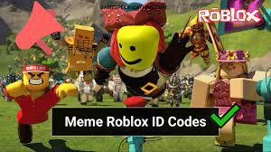 Raw download clone embed print report. 60 Meme Roblox Id Codes 2021 Game Specifications