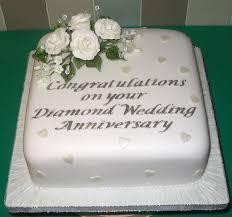diamond wedding anniversary decorations. celebration cakes » diamond wedding anniversary decorations i
