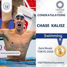 Swimmer Chase Kalisz Wins Gold: USA's ...