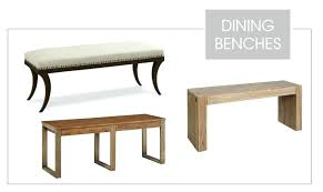 A American Furniture Santa Fe Dining Benches Cat Home Store