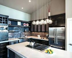 pendant lighting kitchen island ideas. Glass Pendant Lights Over Island Kitchen Pendants Lighting Ideas N