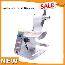 New Digital <b>Automatic Label Dispenser</b> Auto Stripper Separating ...