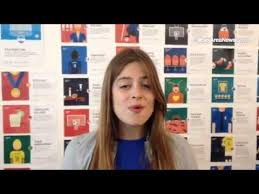 Madeline Kane, a Google product marketing manager, talks about search  engine's World Cup Trends proj - YouTube