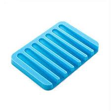 Lightclub Flexible Bathroom Silicone Soap Storage ... - Amazon.com