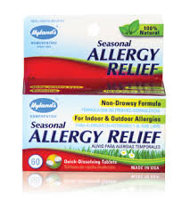 Hyland's Seasonal Allergy Relief | Hyland's Homeopathic