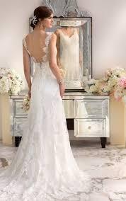 modern vintage wedding dresses essense of australia