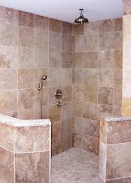 Large Shower Design Ideas Large Shower No Walls Small Bathroom With Shower Designs