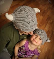 Crochet Viking Hat Pattern Free