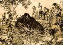 Картинки по запросу Как древние люди охотились, охота древнего человека