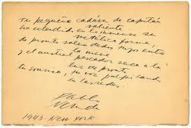 Autograph Quotation Signed