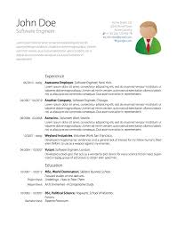 Resume Template Graduate Student Cv What Is A Curriculum Vitae How