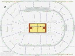 United Center Seating Chart With Seat Numbers Veracious United Center Seat Chart Basketball United Center