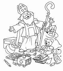 Sinterklaas Pagina Van Kiereweed