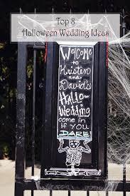 Halloween Wedding Invitations Top 8 Halloween Themed Wedding Ideas And Wedding Invitations