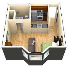 America 2 Bedroom Apartment