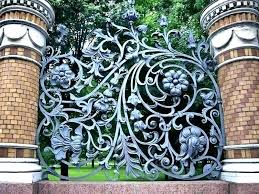 wrought iron wall panels decorative er panel decorating styles examples cast