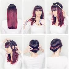 Haartraumfrisuren lange haare pflegen und frisieren. 15 Einfache Und Schnelle Frisuren Bravo