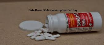 Mcneil Tylenol Dosing Chart Safe Dose Of Acetaminophen Per Day Highest Safe Dose Of