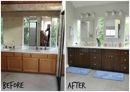 bathroom cabinet remodel. Fine Bathroom Updated Vanity For A New Modern Coastal Bathroom Remodel Intended Bathroom Cabinet Remodel O