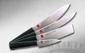 <b>Набор кухонных ножей Kasumi</b> Set Tora 4-Шеф, 9 730 руб ...