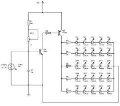 طراحی مدار لامپ خودکار شب :: پروژه های برق و الکترونیک