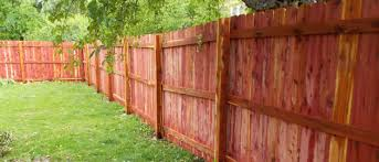 St Louis Wood Fences Red Cedar Pine White Wood