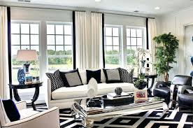 black white rug the black and white combination is often associated with classical and glamorous decors black white rug