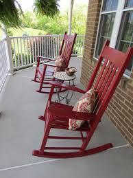 Bedroom Beautiful Flower Cracker Barrel Rocking Chair Cushions