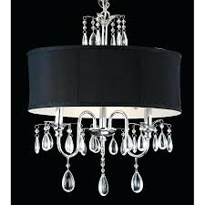 drum shade crystal chandelier designed to the nines s chandeliers for black ideas silver and rich