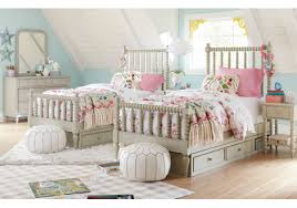 Grace Complete Low Post Spindle Twin Bed By Legacy Classic Kids