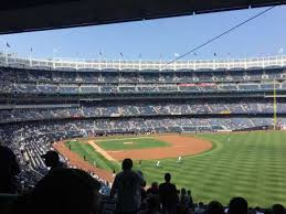 yankee stadium section 208 row 19 seat 22