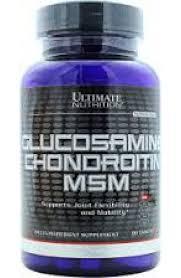 ultimate glucosamine chondroitin msm 90 таблеток Производитель ultimate nutrition