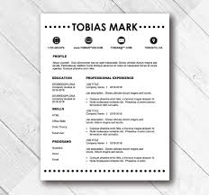 Simple Resume Format For Job Pdf Download With Examples Jobs In Word