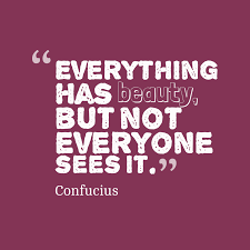 Confucius Beauty Quote Best Of Picture Confucius Quote About Beauty