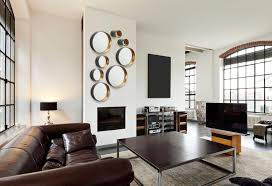 image of round mirror sets wall decor
