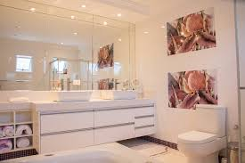 lighting scheme. bathroom lighting scheme