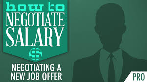 job offer salary how to negotiate salary negotiating a new job offer course trailer