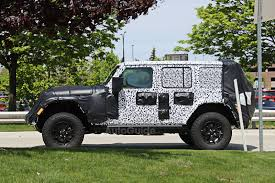 2018 jeep jl interior. beautiful 2018 2018 jeep wrangler interior spied for first time autoguide news with  jeep jl interior and