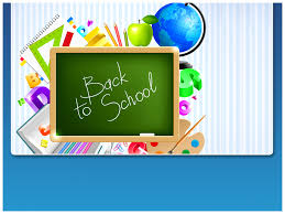 Ppt Background School Back To School Powerpoint Template Back To School Ppt Template