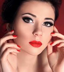 fashion fair cosmetics can define you perfectly how to do makeup for a round face perfectly