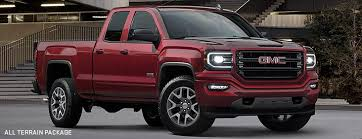 2018 gmc 3500 all terrain. wonderful terrain picture of the 2018 gmc sierra 1500 lightduty pickup truck all terrain  package throughout gmc 3500 all terrain